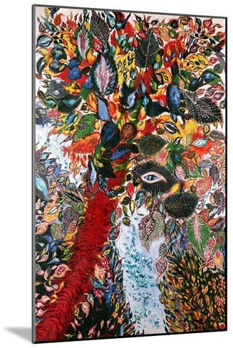 The Tree of Paradise, c.1929-Seraphine Louis-Mounted Giclee Print