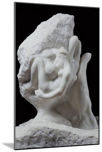 The Hand of God, or the Creation, 1902-Auguste Rodin-Mounted Giclee Print