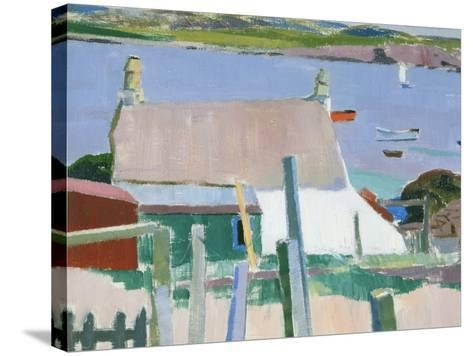 Iona, Towards Mull, c.1927-Francis Campbell Boileau Cadell-Stretched Canvas Print