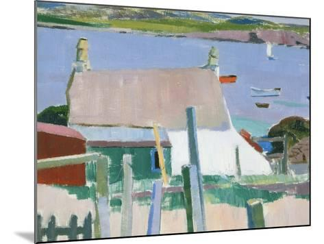 Iona, Towards Mull, c.1927-Francis Campbell Boileau Cadell-Mounted Giclee Print