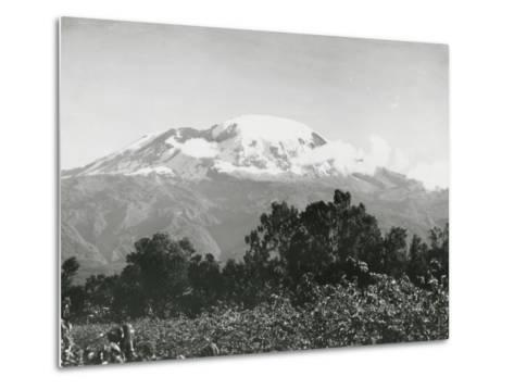 Mount Kilimanjaro, Tanzania, 1920-English Photographer-Metal Print