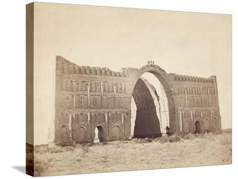 Ctesiphon, Near Baghdad, 1901-English Photographer-Stretched Canvas Print
