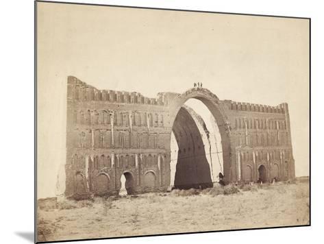 Ctesiphon, Near Baghdad, 1901-English Photographer-Mounted Photographic Print