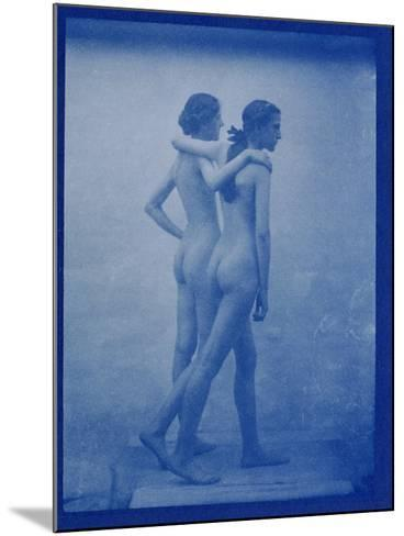 Two Models Embracing, 1904-Edward Linley Sambourne-Mounted Giclee Print