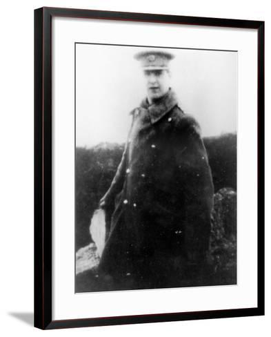 Michael Collins (1890-1922) on the Morning of His Assassination, 22nd August 1922-Irish Photographer-Framed Art Print