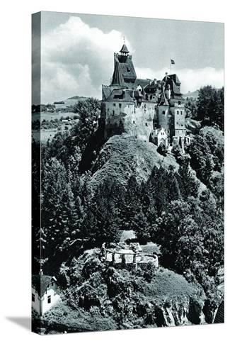 Bran Castle--Stretched Canvas Print