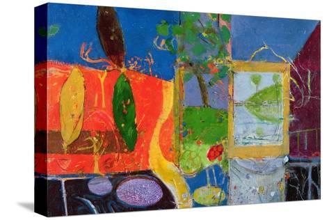 Bellagio (Lake Como), 1989-91-Derek Balmer-Stretched Canvas Print