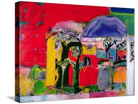 Anatolia, 1995-97-Derek Balmer-Stretched Canvas Print