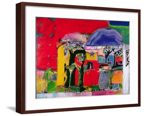 Anatolia, 1995-97-Derek Balmer-Framed Art Print
