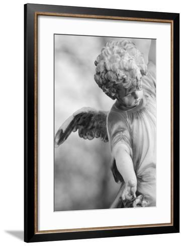 Angel-French School-Framed Art Print