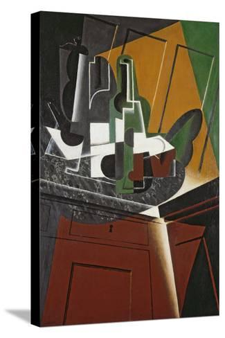 The Sideboard, 1917-Juan Gris-Stretched Canvas Print