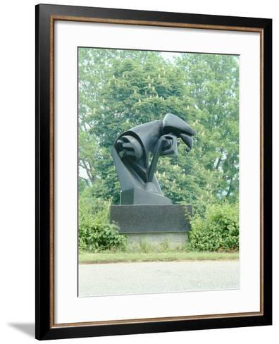 The Horse, 1914-Pierre-maurice-raymond Duchamp-villon-Framed Art Print