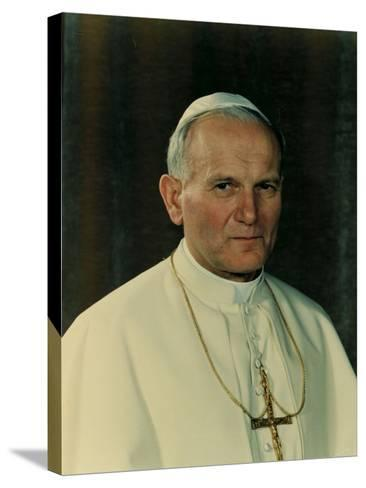Pope John Paul II, 1978--Stretched Canvas Print