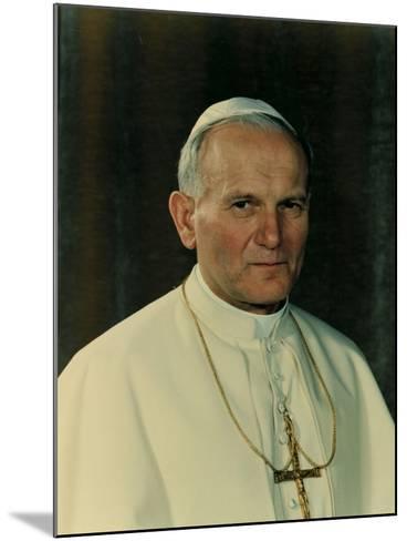 Pope John Paul II, 1978--Mounted Photographic Print