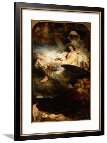 An Allegory, 1904-Solomon Joseph Solomon-Framed Art Print