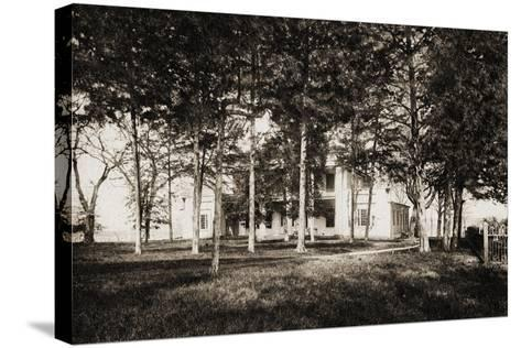The Hermitage, Nashville, Tennessee, 1915-American School-Stretched Canvas Print