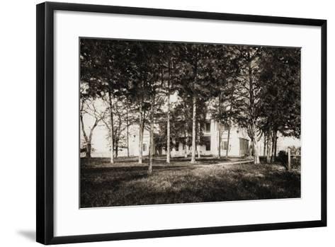 The Hermitage, Nashville, Tennessee, 1915-American School-Framed Art Print