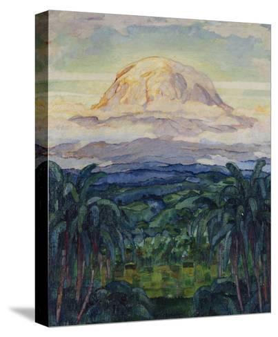 Kilimanjaro: German East Africa, 1914-Walter von Ruckteschell-Stretched Canvas Print