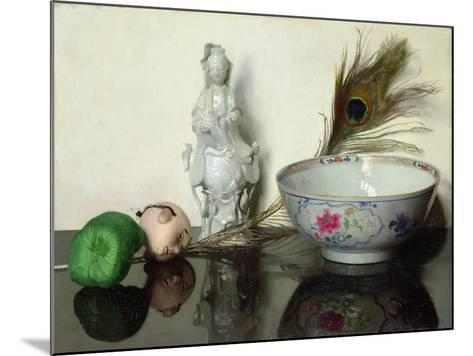 Reflections: China and Japan, 1902-Sir William Orpen-Mounted Giclee Print
