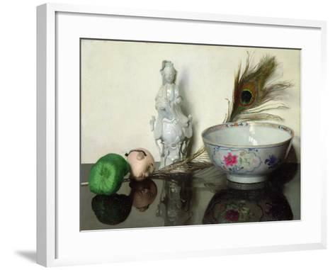 Reflections: China and Japan, 1902-Sir William Orpen-Framed Art Print