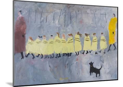 Walking Bus I, 2011-Susan Bower-Mounted Giclee Print