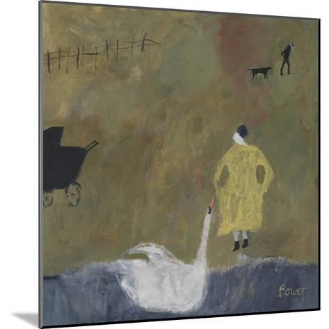 Leda, 2011-Susan Bower-Mounted Giclee Print