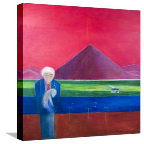 Craigie Going Home, 2011-Roya Salari-Stretched Canvas Print