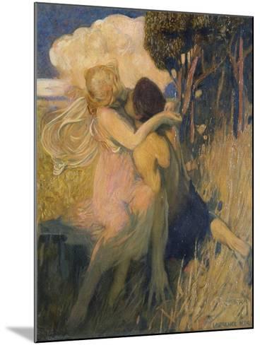 Idyll, c.1908-11-Lawrence Koe-Mounted Giclee Print
