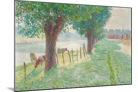 End of August, 1909-Emile Claus-Mounted Giclee Print