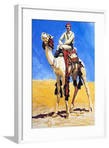 General Gordon of Khartoum-Graham Coton-Framed Art Print