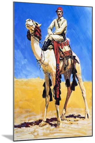 General Gordon of Khartoum-Graham Coton-Mounted Giclee Print
