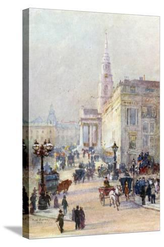 St Martin's-In-The-Fields-Rose Maynard Barton-Stretched Canvas Print