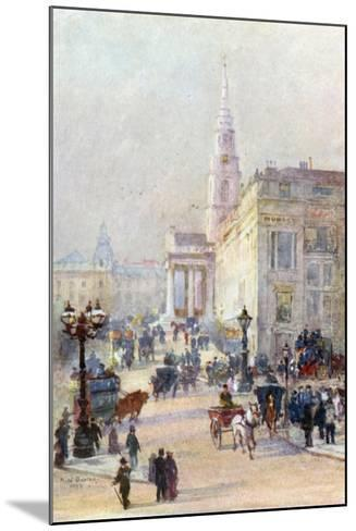 St Martin's-In-The-Fields-Rose Maynard Barton-Mounted Giclee Print