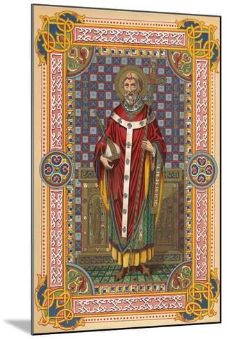 St Thomas-English School-Mounted Giclee Print