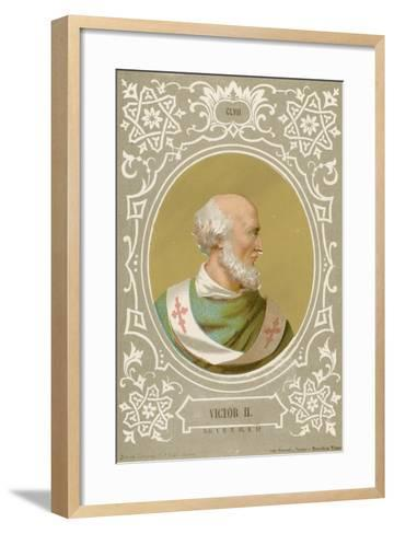 Victor II-European School-Framed Art Print