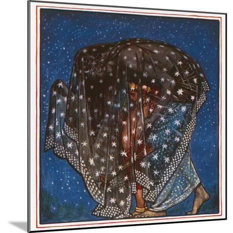 Sleep-John Byam Liston Shaw-Mounted Giclee Print
