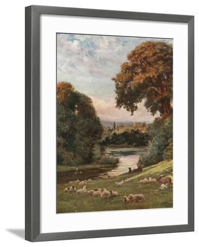 Prior Park, Bath-Francis S. Walker-Framed Art Print