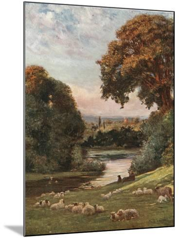 Prior Park, Bath-Francis S. Walker-Mounted Giclee Print