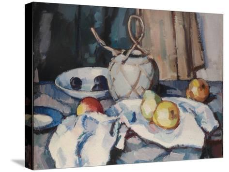 The Ginger Jar, c.1926-Samuel John Peploe-Stretched Canvas Print