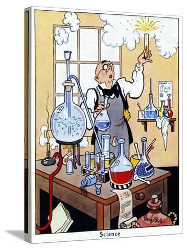 Science, 1936-René Bull-Stretched Canvas Print