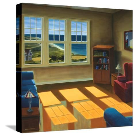 Apartment by the Sea, 2006-David Arsenault-Stretched Canvas Print