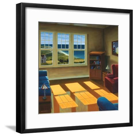 Apartment by the Sea, 2006-David Arsenault-Framed Art Print