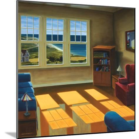 Apartment by the Sea, 2006-David Arsenault-Mounted Giclee Print