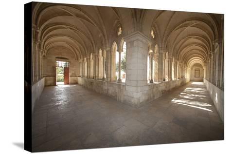 Cloister at Pater Noster Church and Convent, Jerusalem, Israel, 2007--Stretched Canvas Print