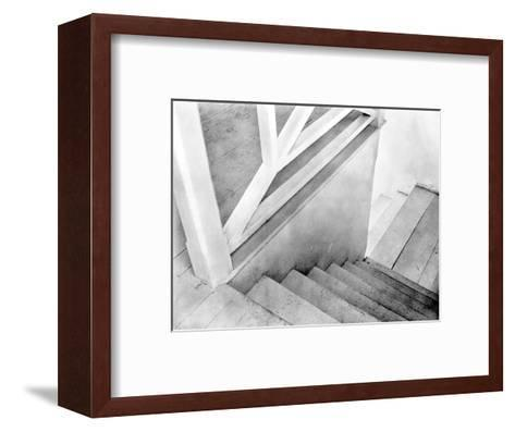 Staircase, Mexico City, c.1924-Tina Modotti-Framed Art Print