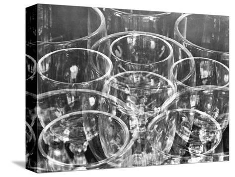 Wine Glasses (Experiment with Similar Forms), Mexico City, 1925-Tina Modotti-Stretched Canvas Print