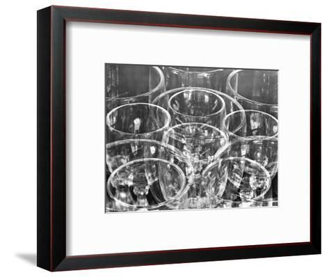 Wine Glasses (Experiment with Similar Forms), Mexico City, 1925-Tina Modotti-Framed Art Print