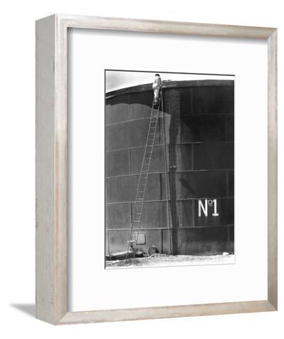 Tank No, 1, Mexico, 1927-Tina Modotti-Framed Art Print