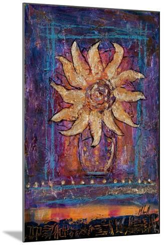 Sunflower, 2012-Margaret Coxall-Mounted Giclee Print