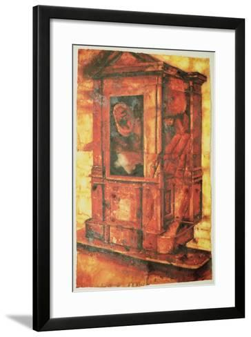 Confession, 1994-Graham Dean-Framed Art Print